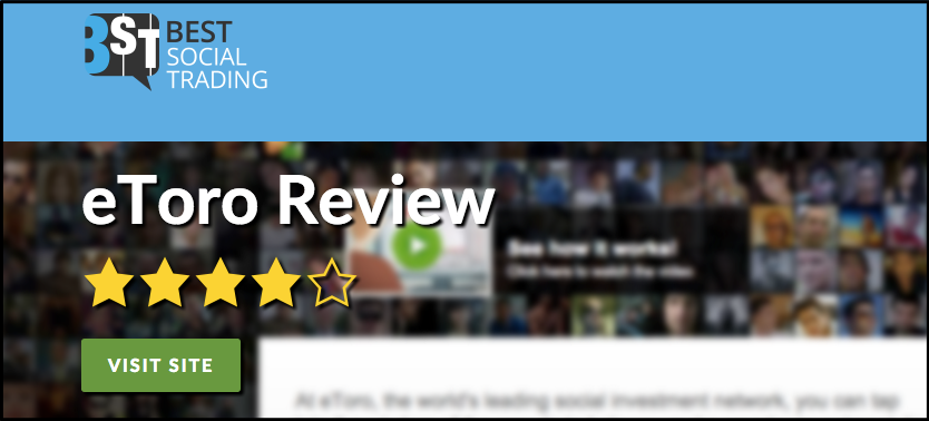 Screenshot of main review rating